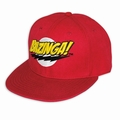 THE BIG BANG THEORY CAP BAZINGA!