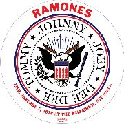 RAMONES - Live January 7 1978 At The Palladium NYC - Part I