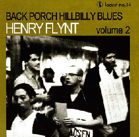 HENRY FLYNT - Back Porch Hillbilly Blues Vol. 2