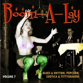 VARIOUS ARTISTS - Boom-A-Lay