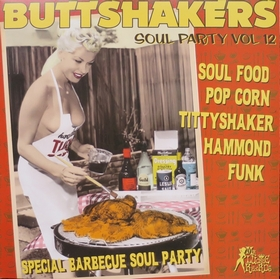 VARIOUS ARTISTS - Buttshakers Soul Party Vol. 12