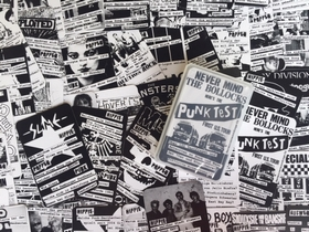 PUNKROCK KARTENSPIEL - Never mind the Bollocks here's the Punkt-Test!