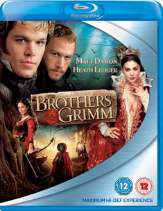 BROTHERS GRIMM (BR) - Terry Gilliam