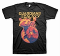 Guardians of the Galaxy Vol. 2 T-Shirt Rocket & Groot Modell: T23500