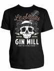 GIN MILL - STEADY CLOTHING T-SHIRT