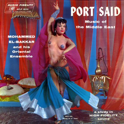 Belly Dancing - Port Said: Music of the Middle East