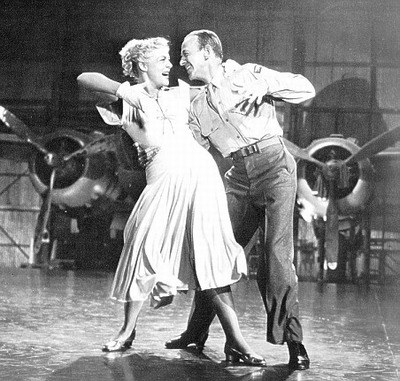 Betty Hutton - Mit Fred Astaire