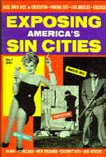 Pulp Fiction Covers - Exposing Americas Sin Cities