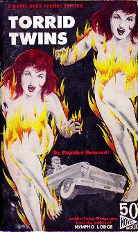 Pulp Fiction Covers - Torrid Twins