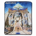 IRON MAIDEN FLEECEDECKE - POWERSLAVE