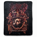 SLAYER FLEECEDECKE - REPENTLESS