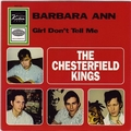 CHESTERFIELD KINGS - Barbara Ann