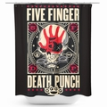 FIVE FINGER DEATH PUNCHT DUSCHVORHANG - 5FDP