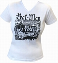 Beat-Man - Blues Trash - Girl-Shirt