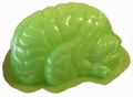 Pudding Gehirn Form Zombie - Brain Mold