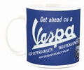 VESPA TASSE - GET AHEAD ON A VESPA