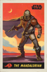 THE MANDALORIAN - STAR WARS POSTER