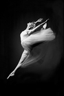 Ballerina Poster - Grace in Motion