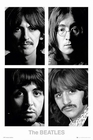 BEATLES POSTER WHITE ALBUM