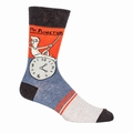 Herrensocken - Mr. Punctual