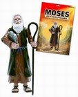 Moses Action Figur