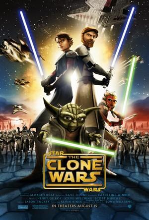 STAR WARS: THE CLONE WARS - Filmplakate präsentiert von ...