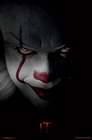 Stephen Kings Es Poster Pennywise